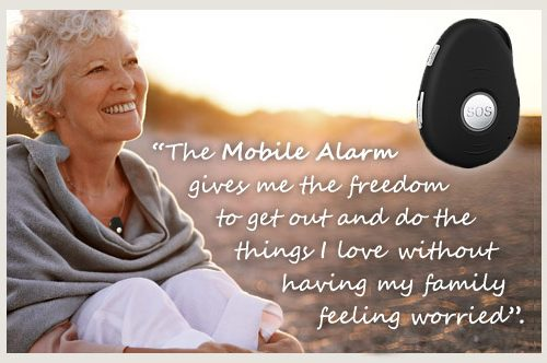 LiveLife Mobile Alarm