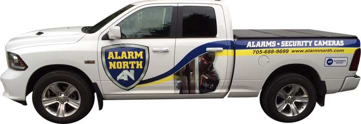 Alarm North: Cstuom Alarm Systems